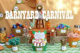 carnival birthday party barnyard carnival birthday boy party ideas spaceships and