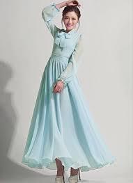 Light Blue Chiffon Dress Maxi U0026 Midi Dress U2013 Tagged