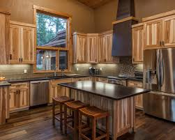 Hickory Kitchen Cabinets Enchanting Hickory Kitchen Cabinets Hickory Cabinets Ideas