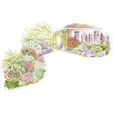 Cottage Garden Layout Cottage Garden Plans Cottage Garden Plans Zone 6 Alexstand Club