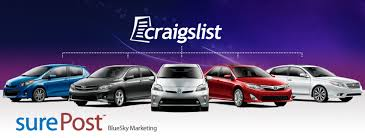 craigslist ad posting tool for auto dealers surepost by bluesky