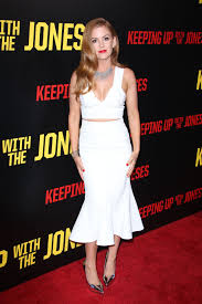 Keeping Up With The Joneses Isla Fisher U0027keeping Up With The Joneses U0027 Premiere In Los