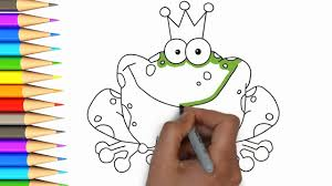 100 sweet frog coloring pages frog coloring sheets little