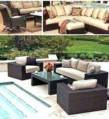 wicker patio furniture sets clearance architecture wicker resin