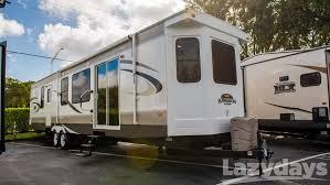 Crossroads Travel Trailer Floor Plans 2014 Crossroads Rv Hampton 400fl For Sale In Tampa Fl Lazydays