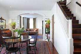 Historic Home Interiors Beautiful Restoration Federal Style Home From 1840s Hooked On