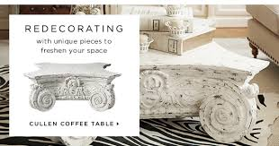 Arhaus Coffee Tables Arhaus Time For A New Coffee Table Milled
