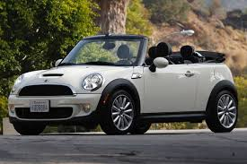 Mini Cooper Info Used 2015 Mini Cooper Convertible Pricing For Sale Edmunds