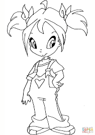 bloom kid coloring page free printable coloring pages