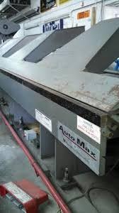 folding machines cnc brakes