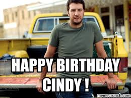 Luke Bryan Happy Birthday Meme - birthday cindy