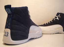 obsidian air jordan 12 nubuck sample sole collector
