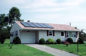 house with solar is solar power a option for you