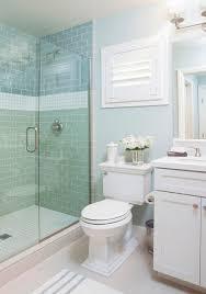 turquoise bathroom coastal bathroom with aqua blue subway tile agk design studio