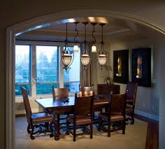 how to choose dining room lighting for classic and colorful look