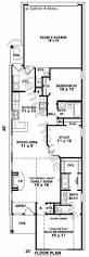 Floor Plans Narrow Lot Homes by 29 Best New Home Floor Plans Images On Pinterest House Floor