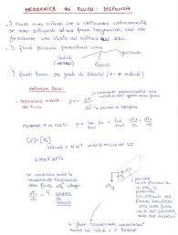 dispense meccanica dei fluidi fisica meccanica dei fluidi dispensa la matepratica