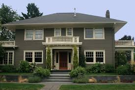 behr paint visualizer victorian house design with two storey and