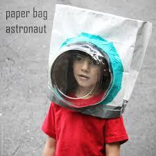 paper bag astronaut helmet tutorial astronaut helmet cake dome
