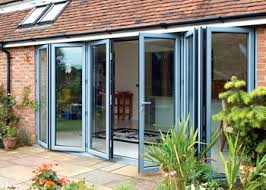 Patio Doors Folding Bi Folding Doors Vs New Wave Doors The New Patio Doors Mendip