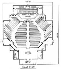 Exceptional Floor Plans For Churches Part 3 Church Floor Plans by How To Design A Church Building Ehow Com Church Design Floor