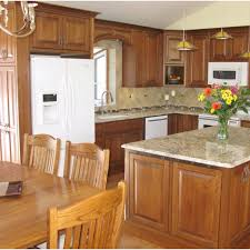 kitchen ideas white appliances kitchen backsplash with oak cabinets and white appliances fanti