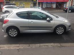 peugeot first car 09 peugeot 207 1 4 3 dr 77 000 ideal first car 1995 in