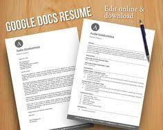 Resume Google Docs Template Diy Google Docs Printable Modern Wedding Invitation By Gtemplates