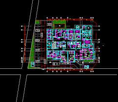 design center cad rural medical center dwg block for autocad designs cad