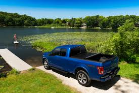 Ford F 150 Truck Bed Cover - ford f 150 8 u0027 bed 2015 2018 truxedo lo pro tonneau cover 598701