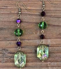 mardi gras earrings how to make mardi gras earrings joann