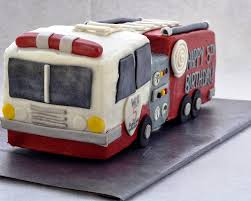 fire truck birthday cake ideas u2014 bertha fashion monster truck