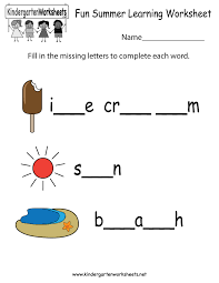 winter worksheet free kindergarten seasonal for kids online