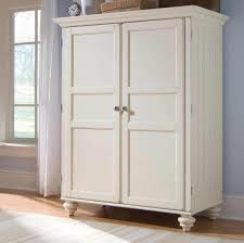 Computer Desk Armoire Furniture White Computer Armoire For Living Room The