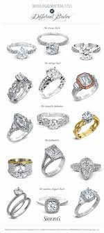 different types of wedding bands beautiful different types wedding rings matvuk