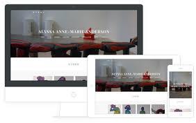 How To Create An Interior Design Portfolio Create An Online Portfolio Website Weebly Com