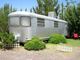 1950 u0027s era spartan vintage travel trailer at the shady del u2026 flickr