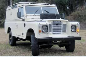 land rover old auction car of the week 1977 land rover series iii