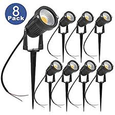 Landscape Led Lights Lemonbest Outdoor Led Landscape Up Light Spotlight Low