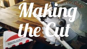 making the cut butcher block table top build youtube