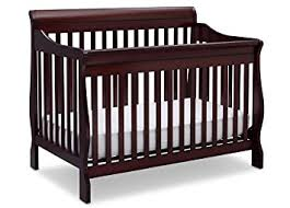 Espresso Convertible Cribs Delta Children Canton 4 In 1 Convertible Crib