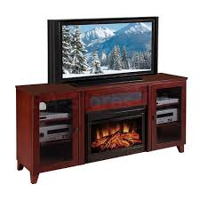 70 tv stand with fireplace kit4en com