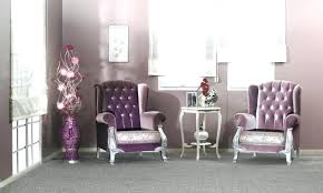 Living Room With Purple Sofa Purple And Gray Living Room Ideas Conceptcreative Info