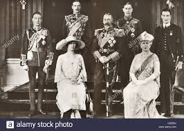 royal family portrait stock photo royalty free