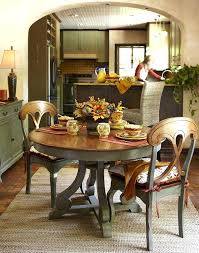 shabby chic dining room table and chairs ebay rustic dining room