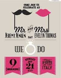 wedding poster template 4 designer category vector design
