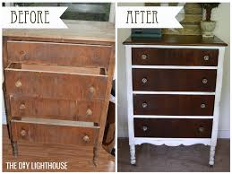 how to distress an antique dresser the diy lighthouse