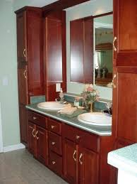 Bathroom Ladder Linen Tower Dailybathroom Page 18 Bathroom Vanities With Linen Tower