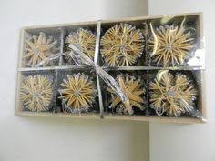 17 swedish straw ornaments by vintagepriscilla on etsy