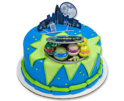 tmnt cake topper mutant turtles turtles to decoset cake